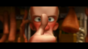 This thumb was up my ass