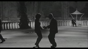 Looks like Tarantino ripped this little dance right out and popped it in Pulp Fiction