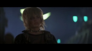 Worst part of Bladerunner? Daryl Hannah and her stupid hair.