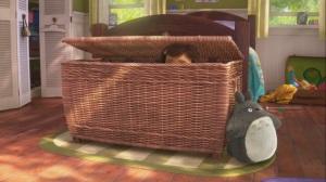 Totoro has a cameo.