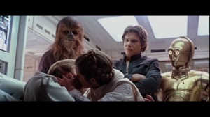 Drop of incest on the go here and by the looks of Han it looks like he could be Hand-Solo yet.Get it?Hand-Solo?No?